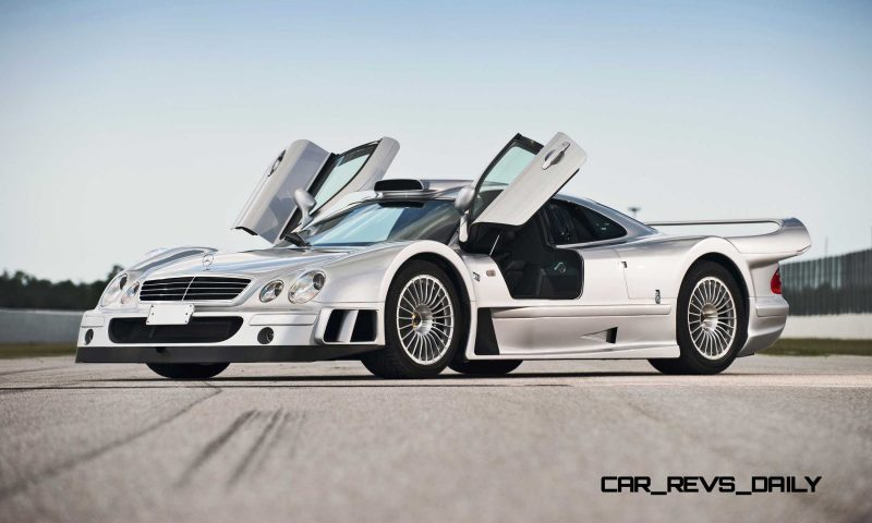 LeMans Homologation Specials - 1998 Mercedes-Benz CLK GTR SuperSport 32