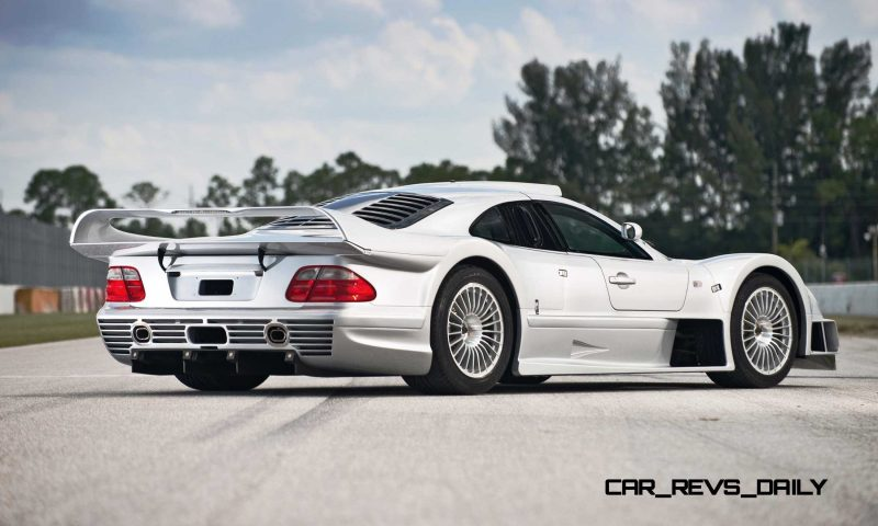 LeMans Homologation Specials - 1998 Mercedes-Benz CLK GTR SuperSport  33