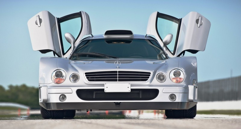 LeMans Homologation Specials - 1998 Mercedes-Benz CLK GTR SuperSport  34