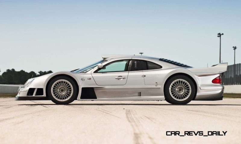 LeMans Homologation Specials - 1998 Mercedes-Benz CLK GTR SuperSport  5