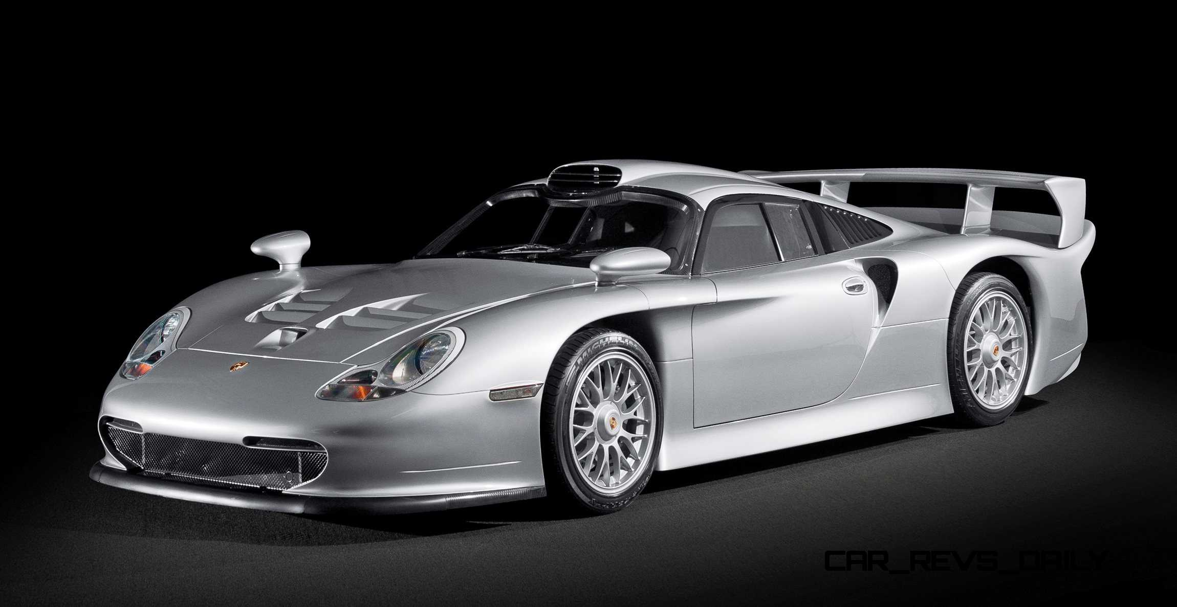 1998 Porsche 911 Gt1 Evo Strassenversion
