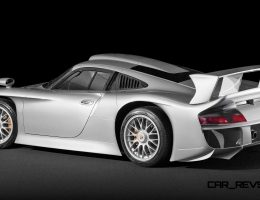 LeMans Homologation Specials – 1998 Porsche 911 GT1 Evo Strassenversion