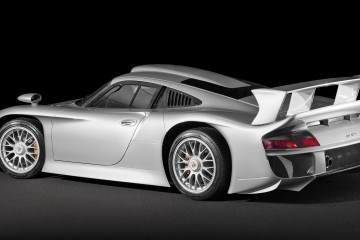 LeMans Homologation Specials - 1998 Porsche 911 GT1 Evo Strassenversion 2