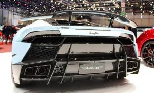 MANSORY Lamborghini Huracan  1