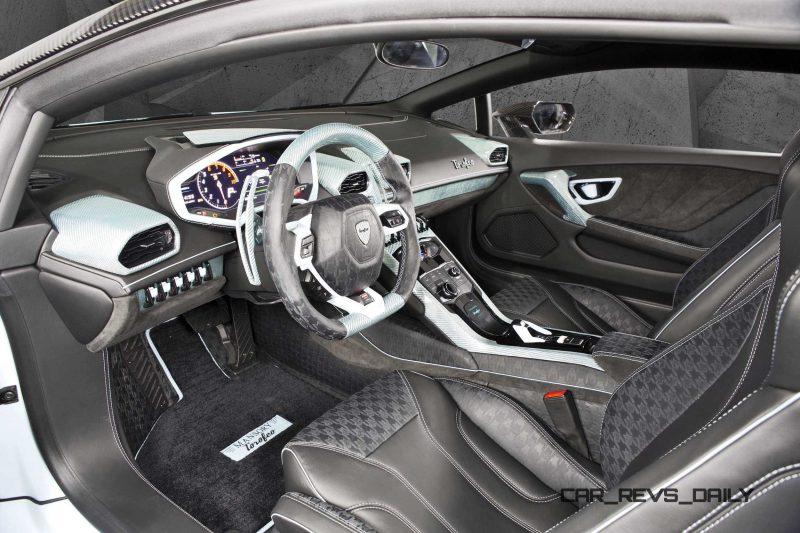 MANSORY Lamborghini Huracan 11