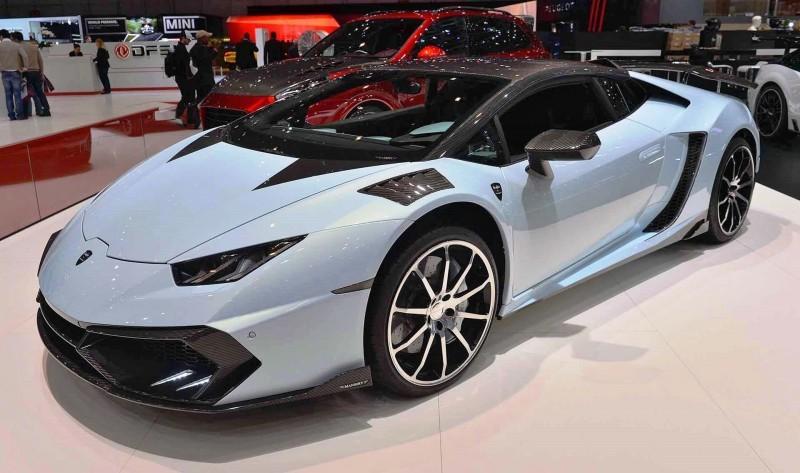 MANSORY Lamborghini Huracan 15