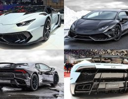 MANSORY Huracan Now Available in Brutal 838HP Turbo + Extreme 1250HP Twin-Turbo Varieties!