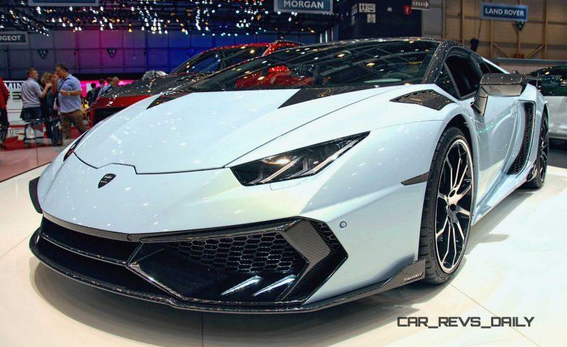 MANSORY Lamborghini Huracan  2
