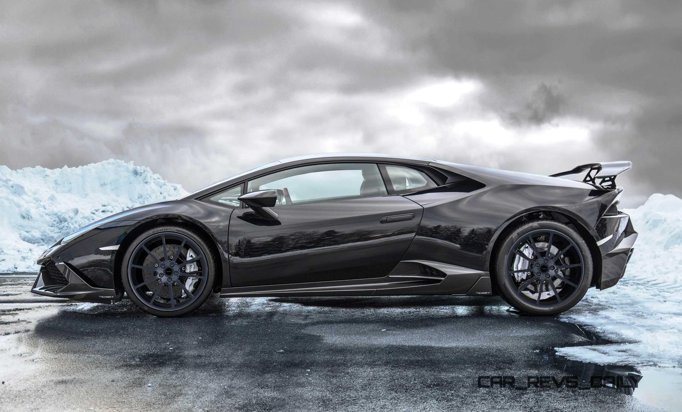MANSORY HURACAN MANSORY Lamborghini ...