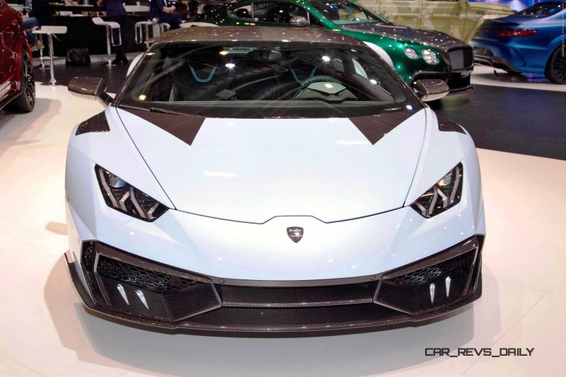 MANSORY Lamborghini Huracan 4