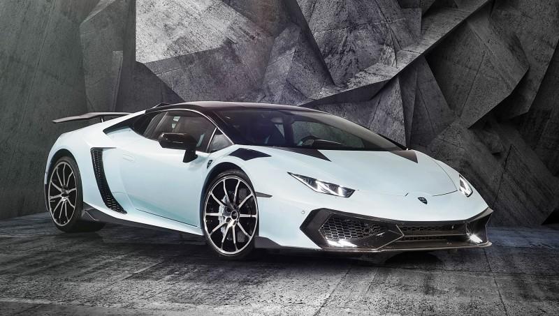 MANSORY Lamborghini Huracan  5