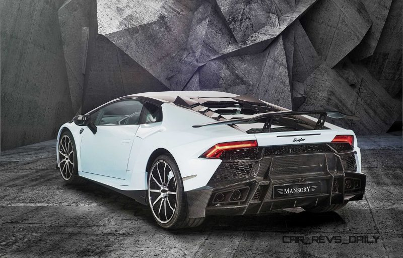 MANSORY Lamborghini Huracan 6