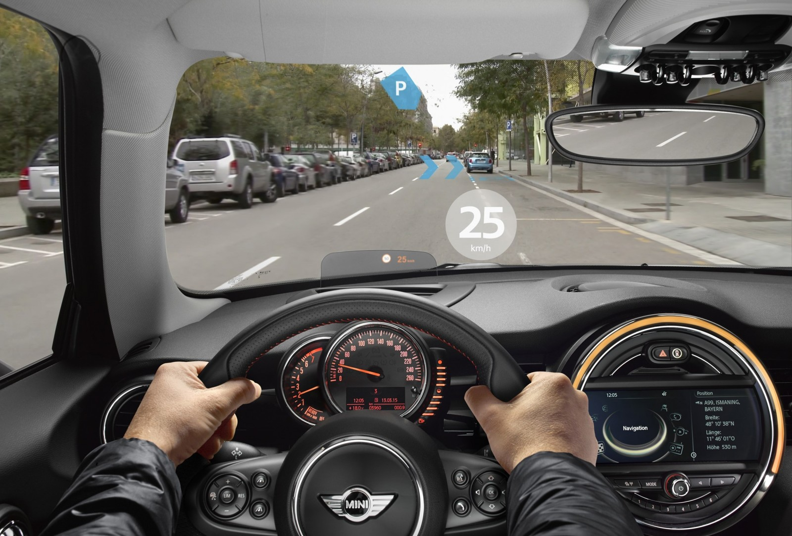 MINI Reveals New Augmented Vision Goggle Concept 10