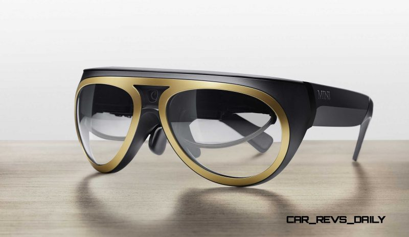 MINI Reveals New Augmented Vision Goggle Concept 14