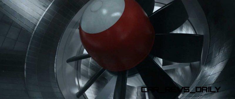 McLaren Black Swan Wind Tunnel 570S 1