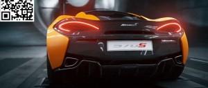 McLaren Black Swan Wind Tunnel 570S 30