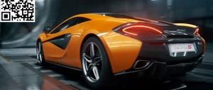 McLaren Black Swan Wind Tunnel 570S 33