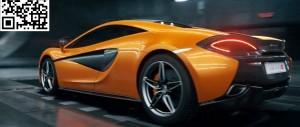 McLaren Black Swan Wind Tunnel 570S 34