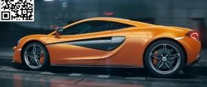 McLaren Black Swan Wind Tunnel 570S 36