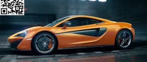 McLaren Black Swan Wind Tunnel 570S 40