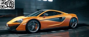 McLaren Black Swan Wind Tunnel 570S 42