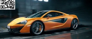 McLaren Black Swan Wind Tunnel 570S 43