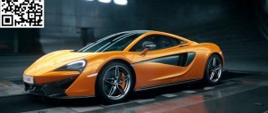McLaren Black Swan Wind Tunnel 570S 44