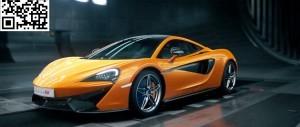 McLaren Black Swan Wind Tunnel 570S 47