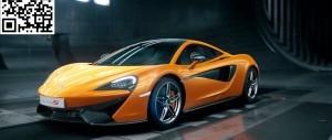 McLaren Black Swan Wind Tunnel 570S 48