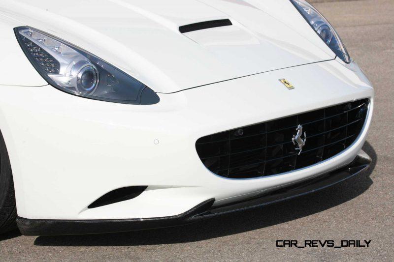 NOVITEC ROSSO Ferrari California RACE 606 20