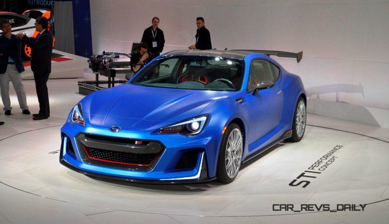New York Auto Show 2015 Gallery 66