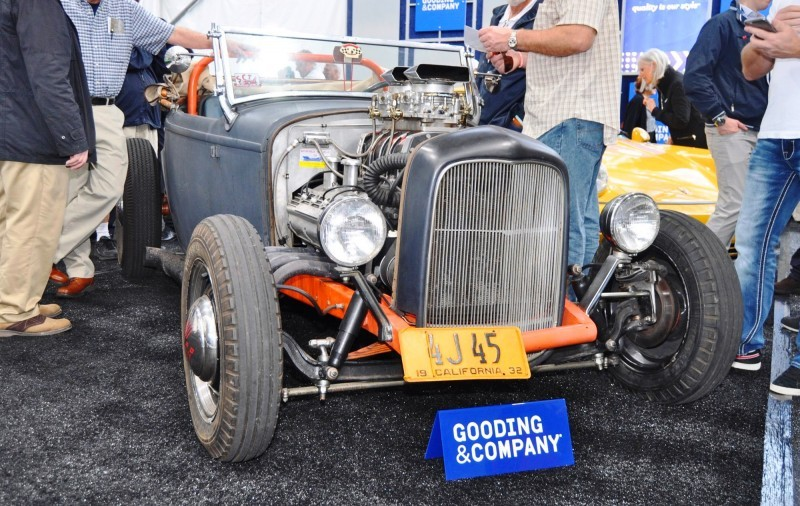 Original 1932 Ford Roadster Is 'Dry Lakes' Bonneville Speed Racer 1