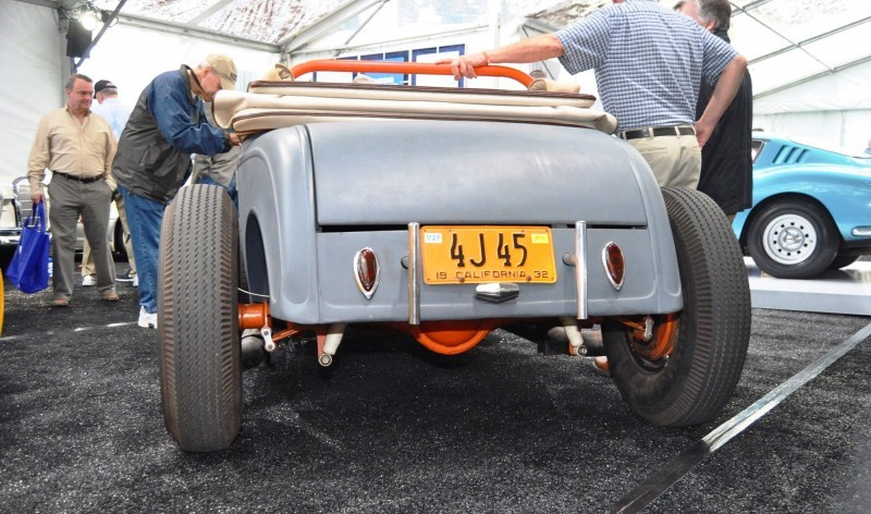 Original 1932 Ford Roadster Is 'Dry Lakes' Bonneville Speed Racer 12