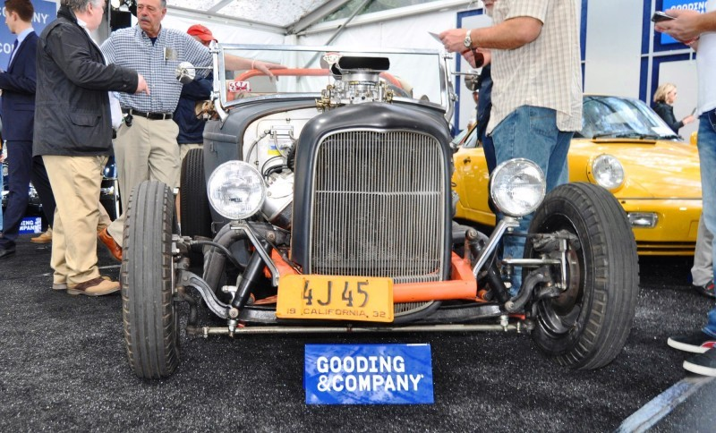 Original 1932 Ford Roadster Is 'Dry Lakes' Bonneville Speed Racer 2