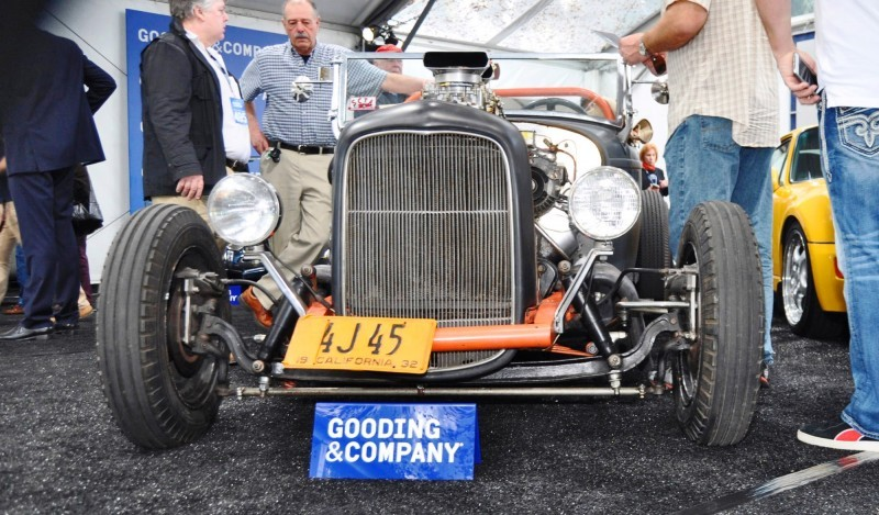 Original 1932 Ford Roadster Is 'Dry Lakes' Bonneville Speed Racer 4