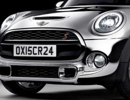 Fool Me Once… 2015 MINI Hardtop Chrome Line Is Chortle-Proof Custom Gag
