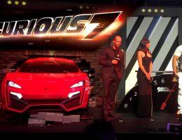 2015 W Motors Lykan HyperSport – Watch The Furious 7 Hero Car In Action!