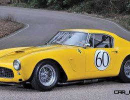 RM Villa Erba 2015 – 1960 Ferrari 250GT Berlinetta Competizione SWB Alloy by Scaglietti