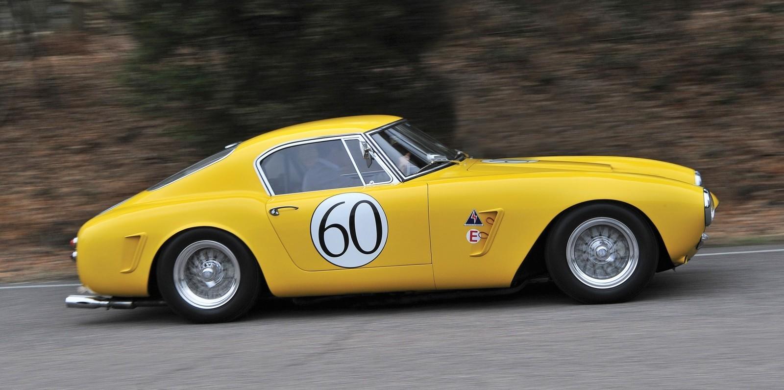 RM Villa Erba 2015 - 1960 Ferrari 250GT Berlinetta Competizione SWB Alloy by Scaglietti 15