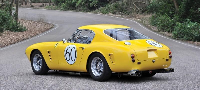 RM Villa Erba 2015 - 1960 Ferrari 250GT Berlinetta Competizione SWB Alloy by Scaglietti 2