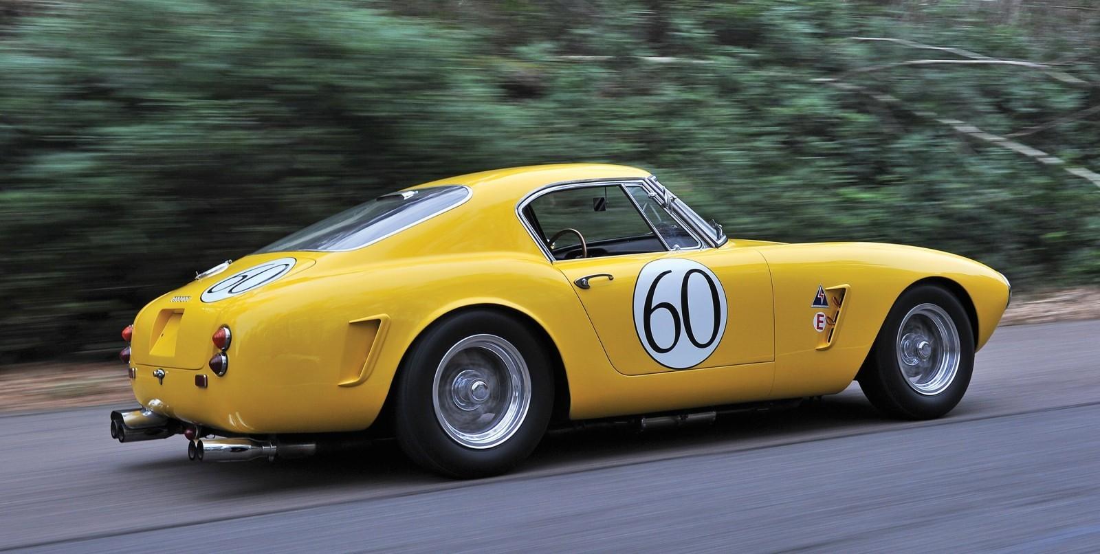 RM Villa Erba 2015 - 1960 Ferrari 250GT Berlinetta Competizione SWB Alloy by Scaglietti 22
