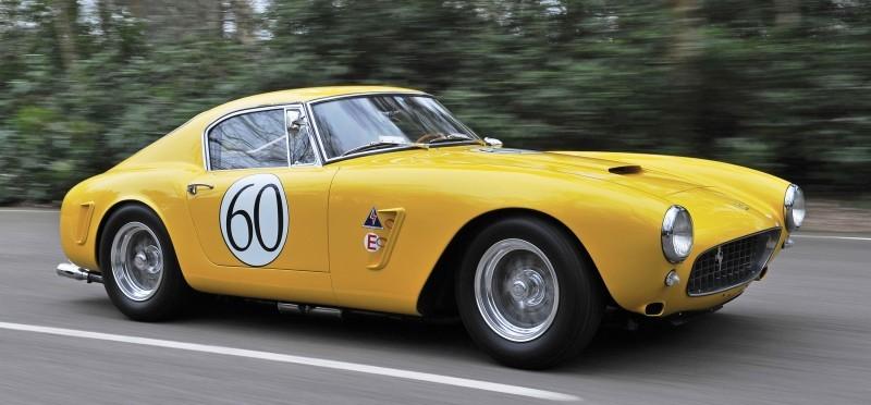RM Villa Erba 2015 - 1960 Ferrari 250GT Berlinetta Competizione SWB Alloy by Scaglietti 23