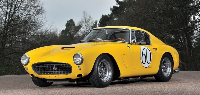 RM Villa Erba 2015 - 1960 Ferrari 250GT Berlinetta Competizione SWB Alloy by Scaglietti 29