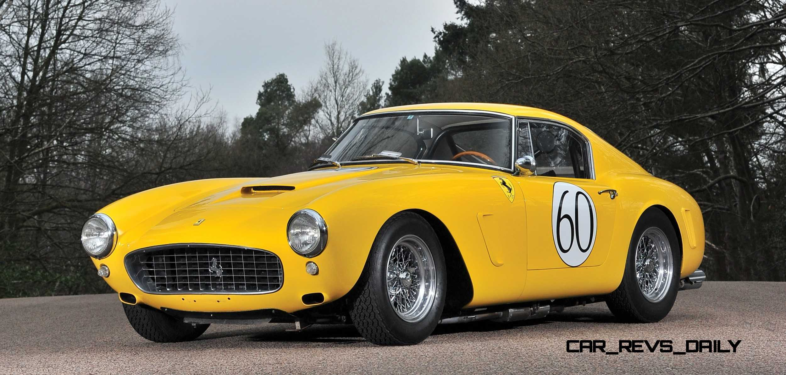 1960 Ferrari 250gt Berlinetta Competizione