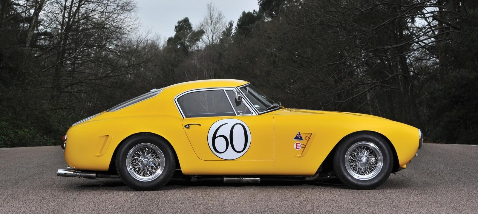 RM Villa Erba 2015 - 1960 Ferrari 250GT Berlinetta Competizione SWB Alloy by Scaglietti 5