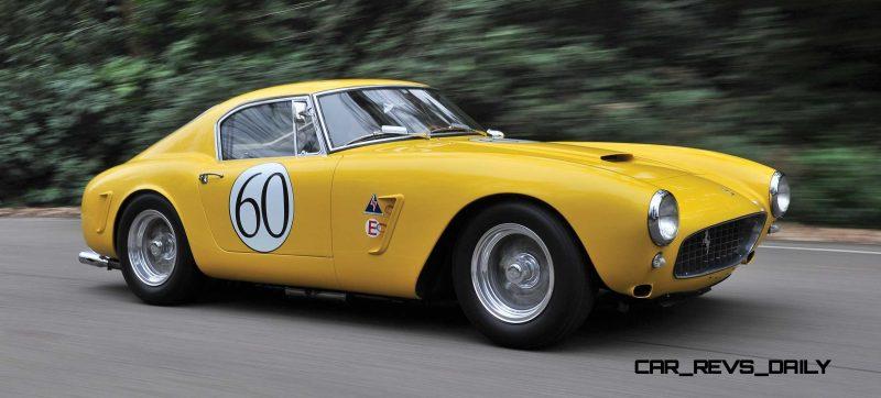 RM Villa Erba 2015 - 1960 Ferrari 250GT Berlinetta Competizione SWB Alloy by Scaglietti 8