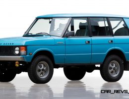Land Rover Heritage Division Launched + Own This 1987 RR Classic For $20k!?