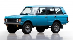 Range Rover Classic 1