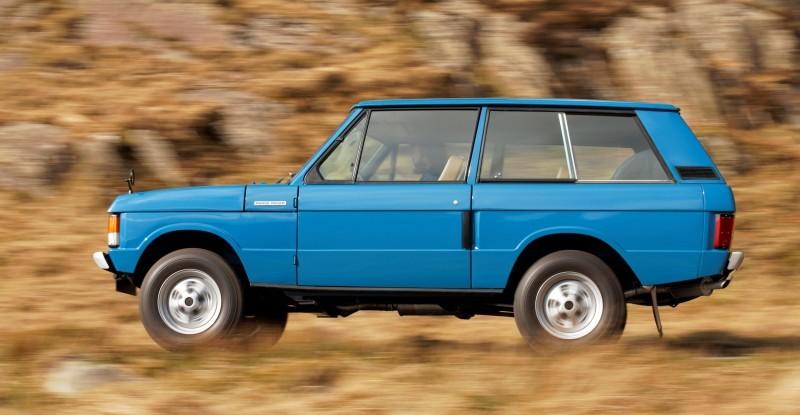 Range Rover Classic 1970 - 3