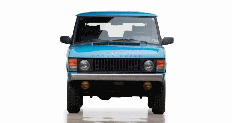Range Rover Classic 1987